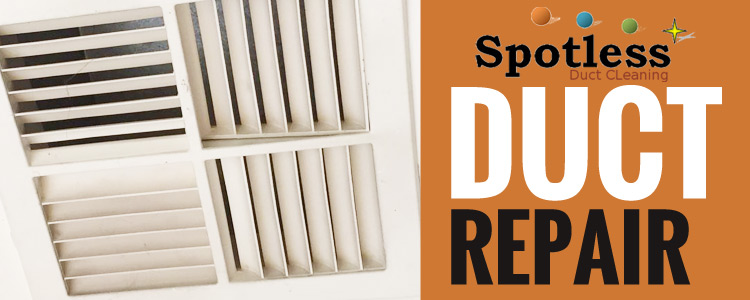 Duct repair Deepdene