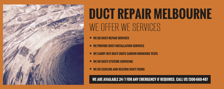 Affordable Duct Repair Burwood East