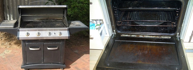Oven Barbecue Cleaning Melbourne