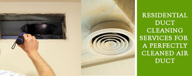 Residential Duct Cleaning Services Mount Mercer