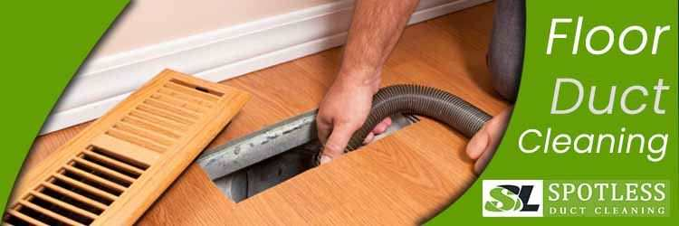 Floor Duct Cleaning