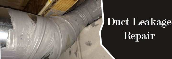 Duct Leakage Repair