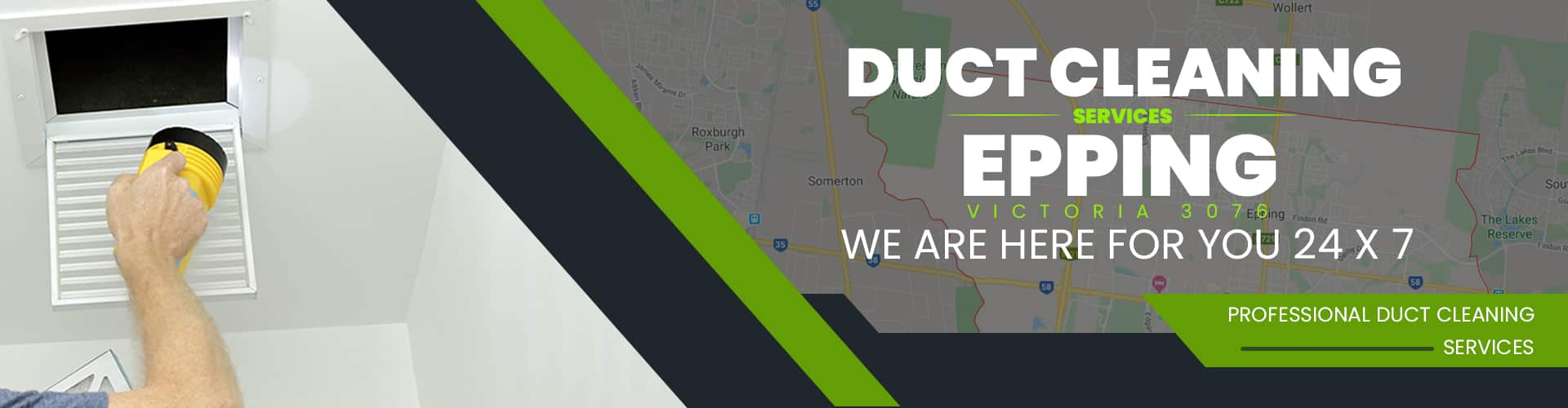 Duct Cleaning Epping
