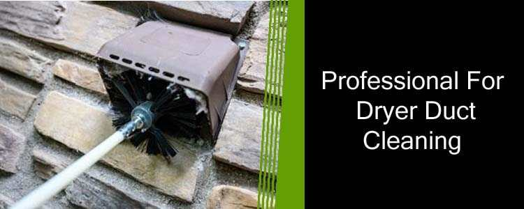 Professional For Dryer Duct Cleaning